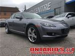 2005 Mazda RX-8 GT LEATHER, SUNROOF-TORONTO in Toronto, Ontario