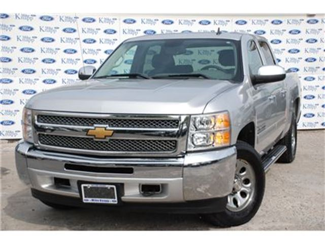 2012 Chevrolet Silverado 1500 LS in Welland, Ontario