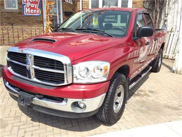 2007 DODGE RAM 1500 4X4 in St Catharines, Ontario