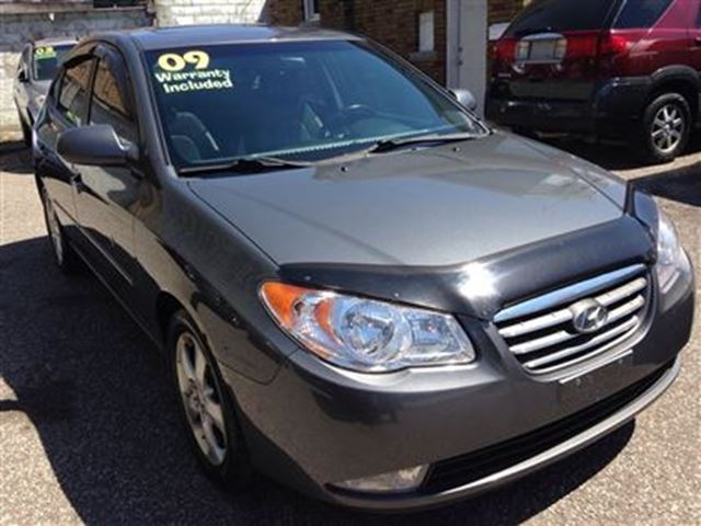 2009 HYUNDAI ELANTRA Limited in St Catharines, Ontario