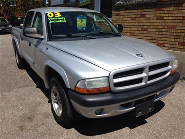 2003 Dodge Dakota Sport in St Catharines, Ontario