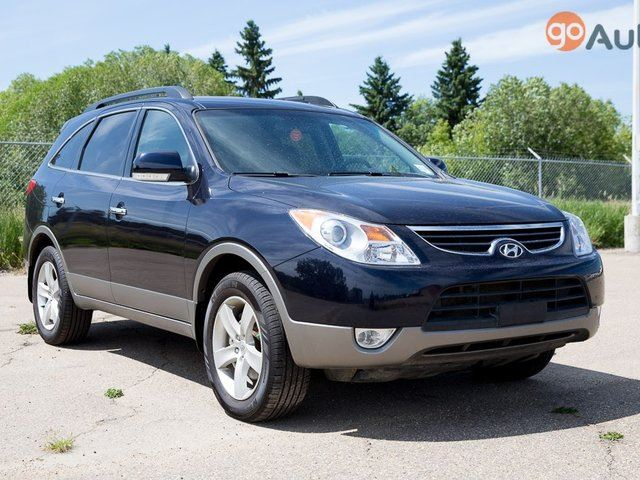 2012 HYUNDAI VERACRUZ GLS in Red Deer, Alberta