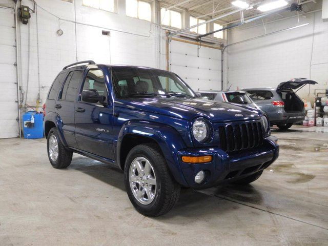 2003 JEEP LIBERTY Accident-Free Low Mileage in Calgary, Alberta
