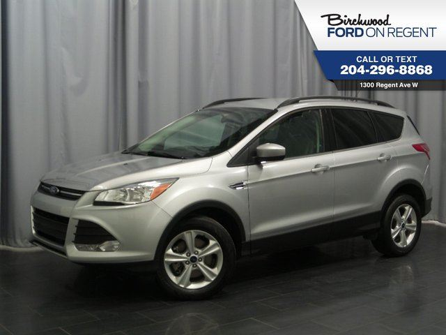 2016 Ford Escape SE 4WD*2.0 Liter/201A Package/2 Sets Of Tires* in Winnipeg, Manitoba