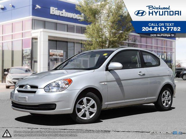 2009 HYUNDAI ACCENT L Low Payment! in Winnipeg, Manitoba
