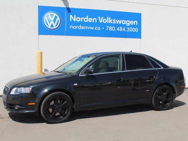 2008 Audi A4 2.0T Progressiv 4dr All-wheel Drive quattro Sedan in Edmonton, Alberta
