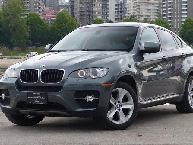 2009 BMW X6 xDrive35i in Vancouver, British Columbia