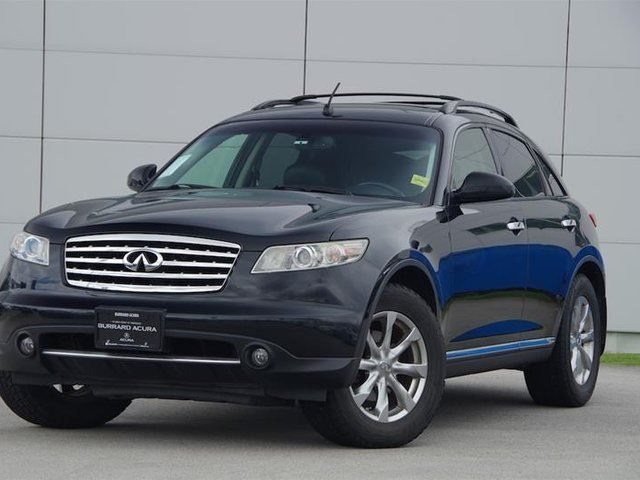 2007 Infiniti FX35 Base in Vancouver, British Columbia