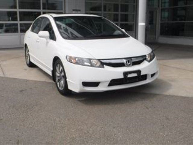 2010 Honda Civic EX-L **Leather,Sun Roof** in Coquitlam, British Columbia