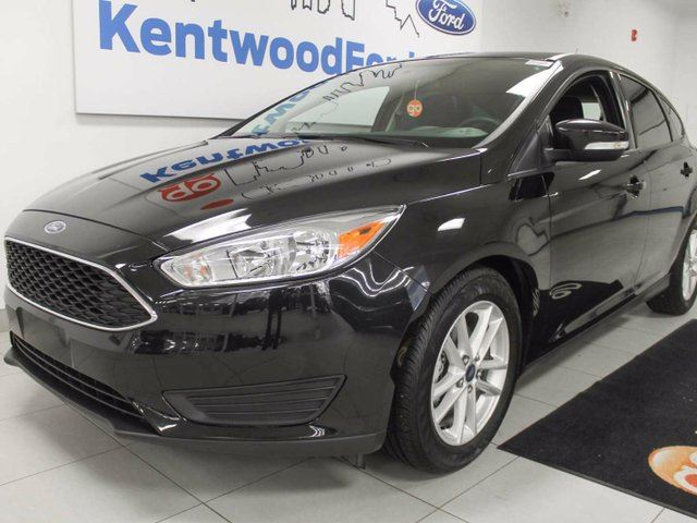 2015 Ford Focus SE with back up cam to make your life more enjoyable in Edmonton, Alberta
