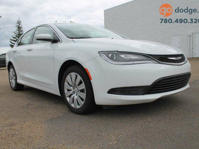 used 2016 chrysler 200 lx edmonton. Black Bedroom Furniture Sets. Home Design Ideas