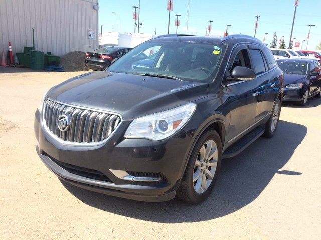2014 BUICK ENCLAVE LEATHER AWD in Edmonton, Alberta
