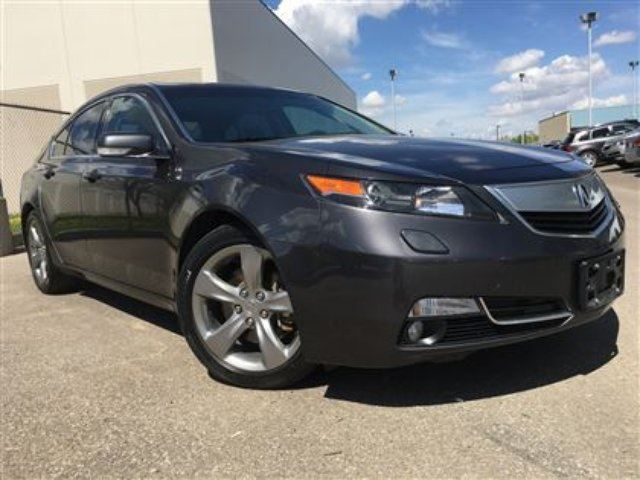 2012 ACURA TL Base w/Technology Package (A6) in Red Deer, Alberta