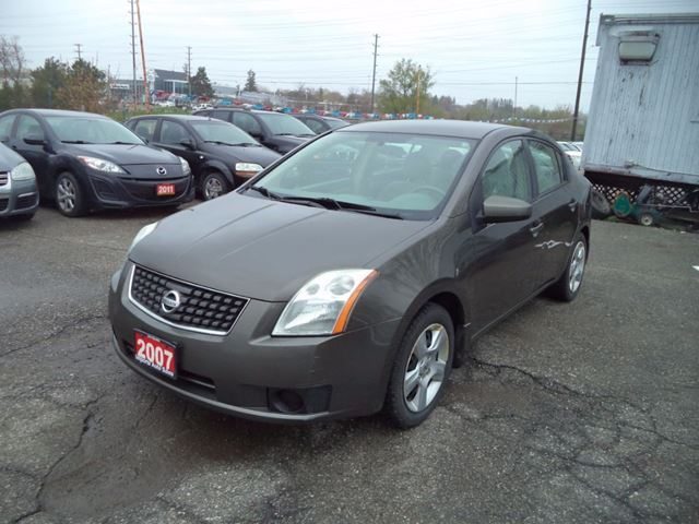 2007 Nissan Sentra 2.0S in Newmarket, Ontario