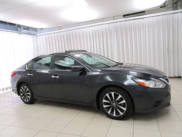 2016 Nissan Altima AT LAST, THE PERFECT CAR FOR YOU!! 2.5SV SEDAN  in Dartmouth, Nova Scotia