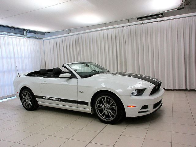 2014 FORD MUSTANG GT 5.0L CONVERTIBLE PERFORMANCE PACKAGE w/ NAV  in Halifax, Nova Scotia