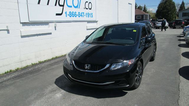 2013 HONDA CIVIC EX in Kingston, Ontario
