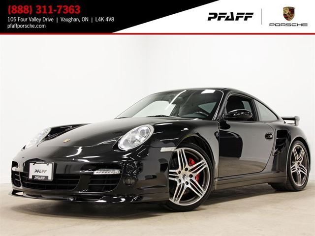 2008 Porsche 911 Turbo Coupe in Woodbridge, Ontario