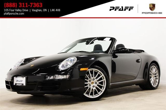 2008 Porsche 911 Carrera Cabriolet in Woodbridge, Ontario