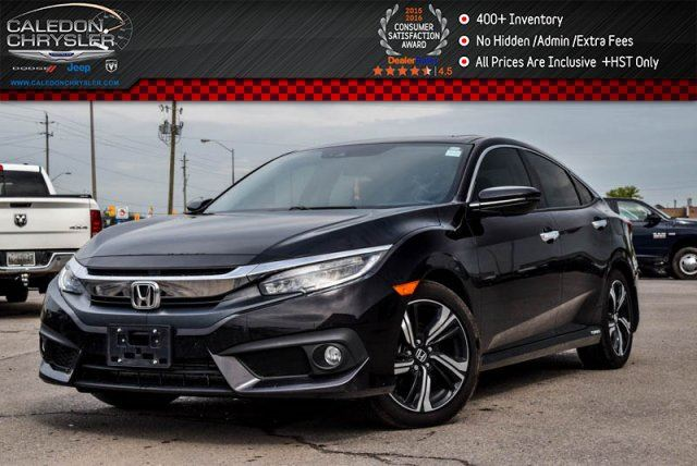 2016 Honda Civic Touring in Bolton, Ontario