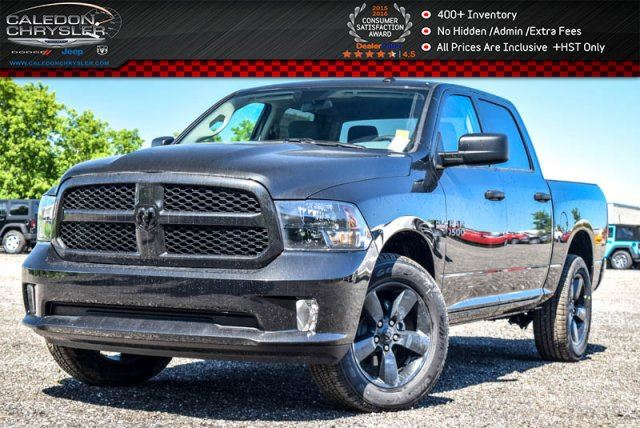 2017 Dodge RAM 1500 Tradesman in Bolton, Ontario