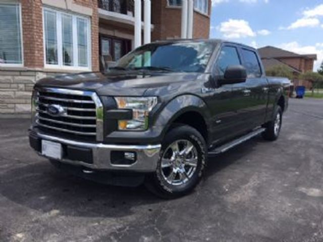 2016 Ford F-150 4WD SuperCab 163 XTR in Mississauga, Ontario