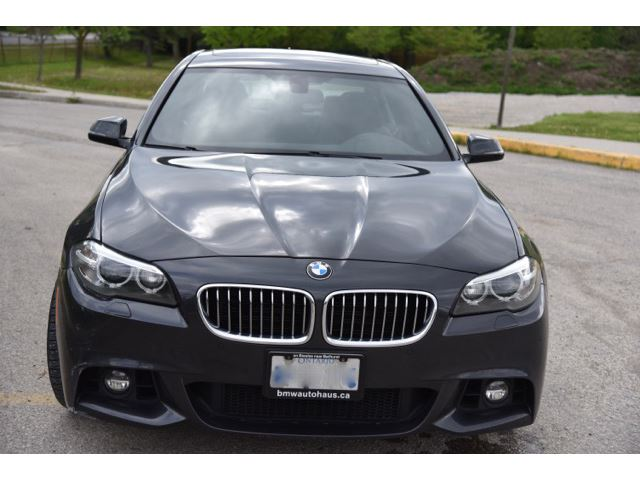 2014 BMW 5 Series 4dr Sdn 535i xDrive AWD in Mississauga, Ontario
