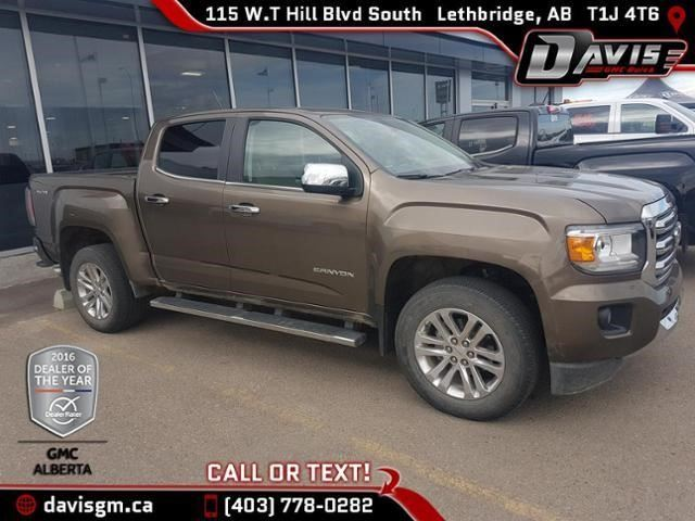 2015 GMC CANYON 4WD SLT in Lethbridge, Alberta