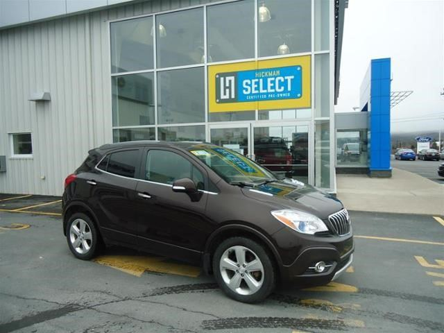 2015 Buick Encore Leather in Clarenville, Newfoundland And Labrador
