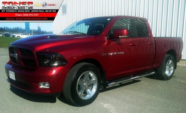 2012 Dodge RAM 1500 Sport in Grand Falls-Grand-Sault, New Brunswick