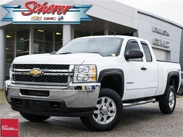 2013 Chevrolet Silverado 2500  LT in Kitchener, Ontario