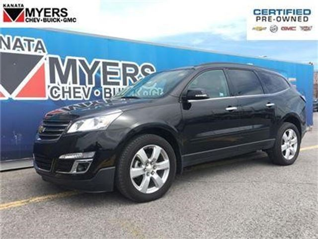 2016 Chevrolet Traverse LT in Ottawa, Ontario