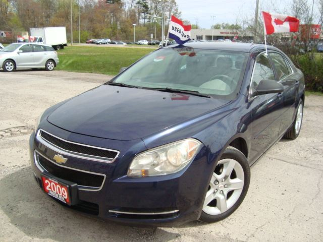 2009 chevrolet malibu ls only 123km cambridge ontario. Black Bedroom Furniture Sets. Home Design Ideas