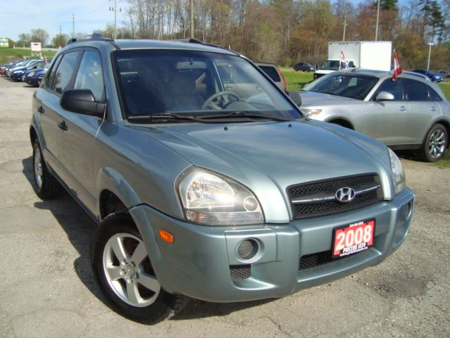 2008 Hyundai Tucson GL Only 166km 4 Cylinder in Cambridge, Ontario
