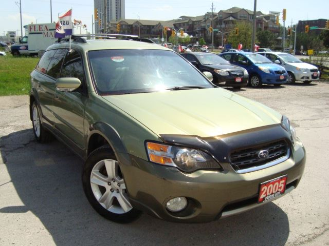 2005 Subaru Outback AWD Turbo Only 137km Accident Free in Cambridge, Ontario