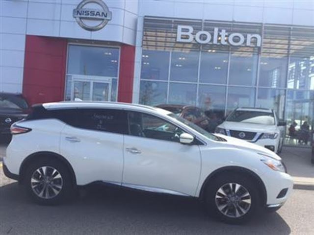 2016 Nissan Murano SL TECH, NAVI, LEATHER,BOSE, in Bolton, Ontario
