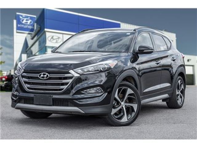 2017 Hyundai Tucson AWD 1.6T SE Leather Panoramic roof Alloys Former d in Mississauga, Ontario