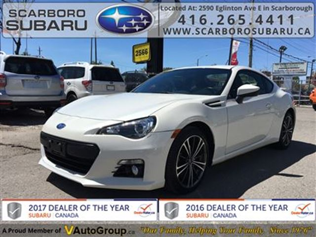 2014 Subaru BRZ Sport-tech, FROM 1.9% FINANCING AVAILABLE in Scarborough, Ontario