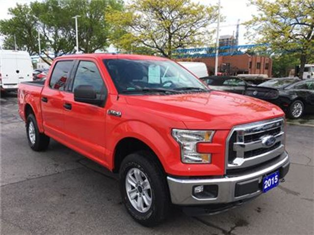 2015 Ford F-150 XLT ONE OWNER in Burlington, Ontario