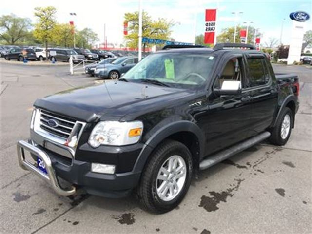 2010 Ford Explorer Sport Trac XLT 4.6L in Burlington, Ontario