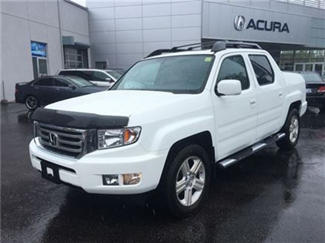 2014 Honda Ridgeline Touring in Burlington, Ontario