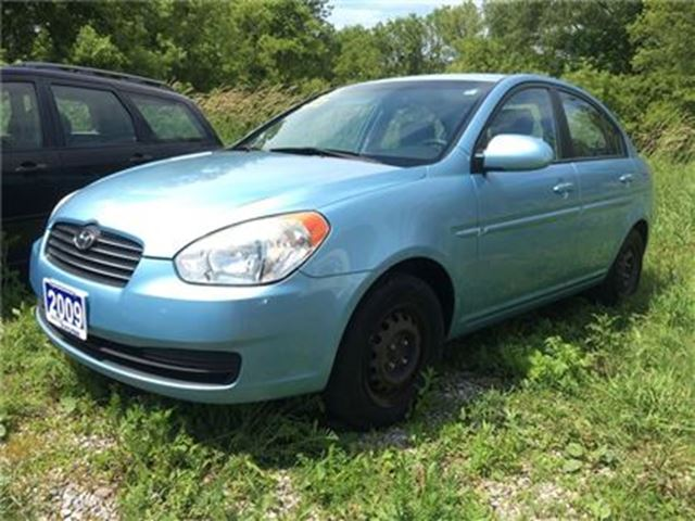 2009 Hyundai Accent - in Brantford, Ontario