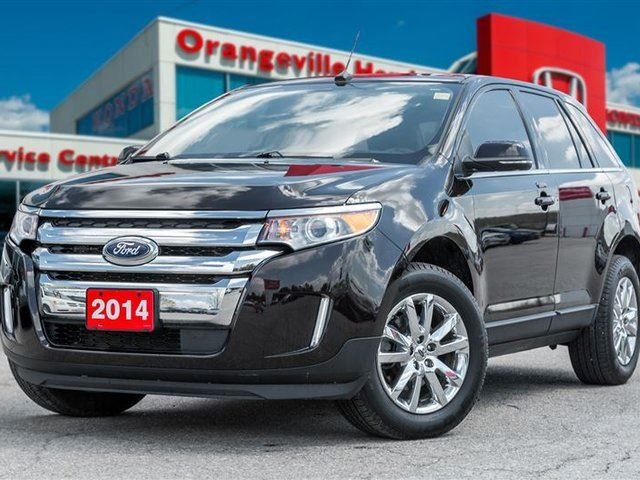 2014 Ford Edge Limited in Orangeville, Ontario