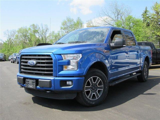 2015 Ford F-150 XLT SuperCrew 6.5-ft. Bed 4WD in Toronto, Ontario