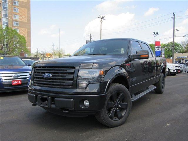 2014 Ford F-150 XL SuperCrew 5.5-ft. Bed 4WD in Toronto, Ontario
