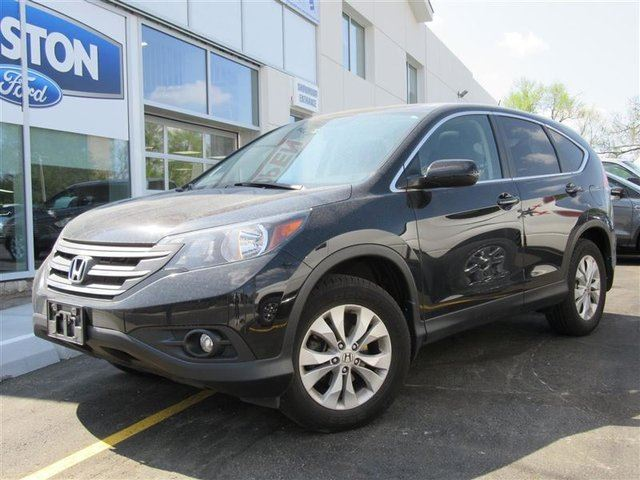 2014 HONDA CR-V EX-L 4WD 5-Speed AT in Toronto, Ontario