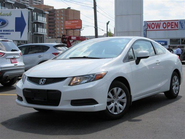 2012 HONDA CIVIC LX Coupe 5-Speed AT in Toronto, Ontario