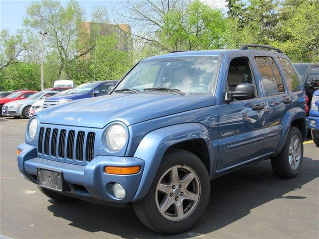 2003 JEEP LIBERTY Limited 4WD in Toronto, Ontario