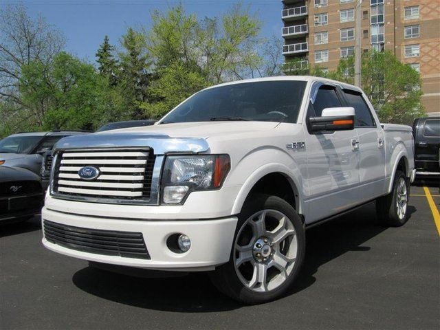 2011 Ford F-150 Limited in Toronto, Ontario