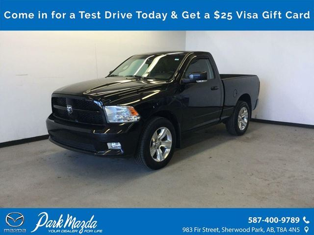 2012 Dodge RAM 1500 - in Sherwood Park, Alberta